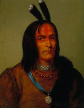 Assiniboin Indian