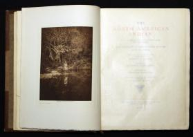 The North American Indian Being a Series of Volumes Picturing and Describing the Indians of the United States and Alaska