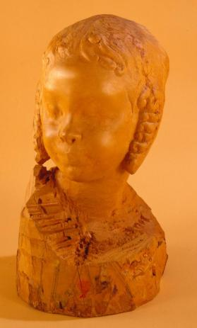 Head of Young Girl