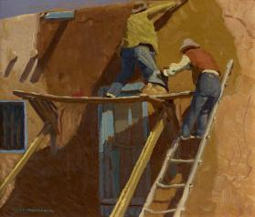 Plasterers of Taos