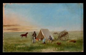 Camping on the Prairie