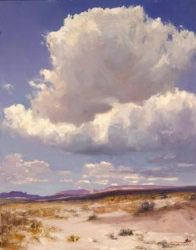 Summer Clouds, New Mexico